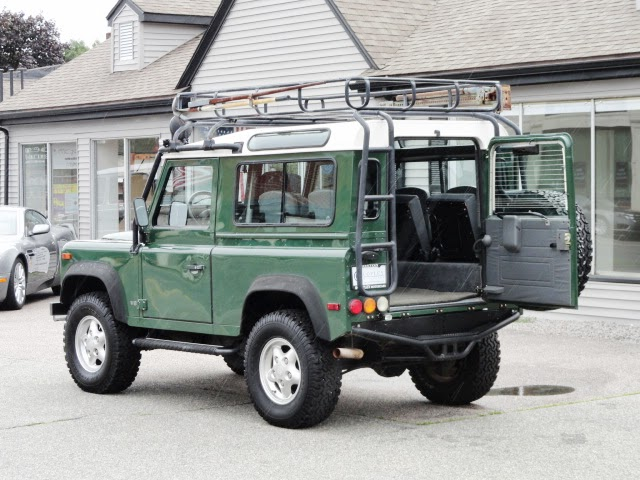 1997 land rover defender 90. land rover north america in 1997 1997d90swconistongreen2 1997d90swconistongreen3 defender 90 9