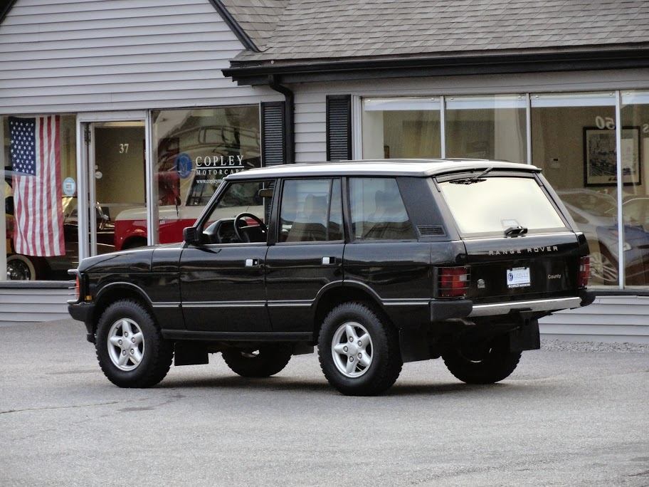1995 Range Rover County Classic | Copley Motorcars