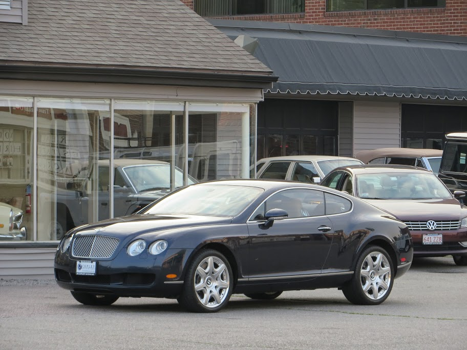 2006 bentley continental gt mulliner copley motorcars. Cars Review. Best American Auto & Cars Review