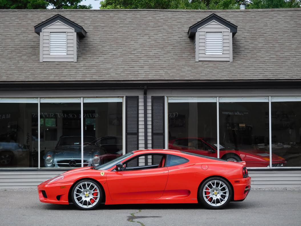 2004 ferrari 360 challenge stradale copley motorcars. Cars Review. Best American Auto & Cars Review